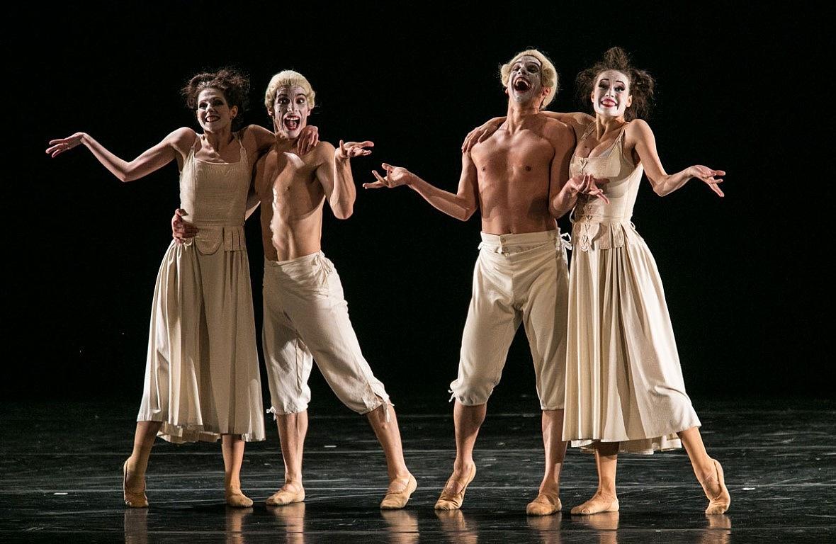 Magyar Nemzeti Balett: Total dance