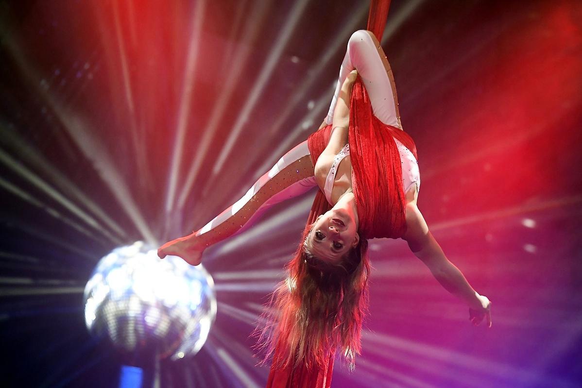 Vellai Krisztina a Newcomer kategória második helyezettje