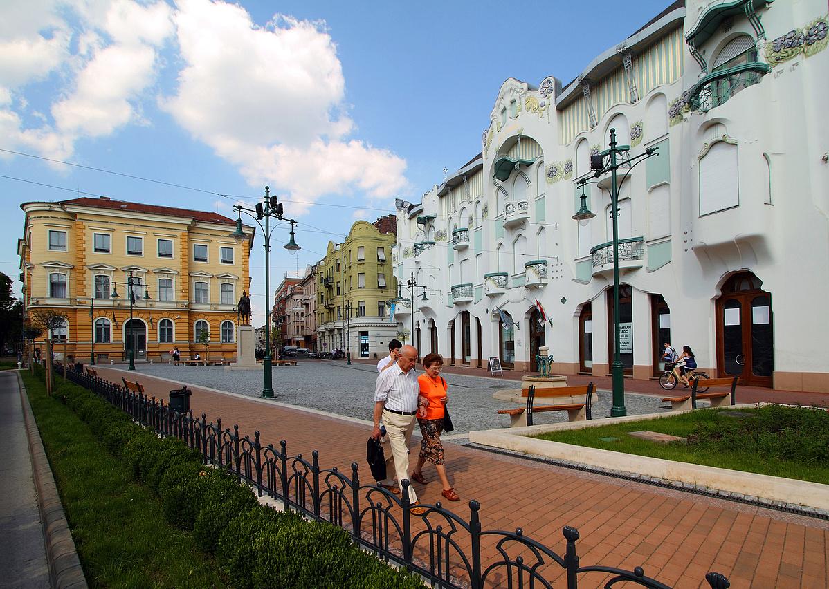 Magyarország legszebb épületei