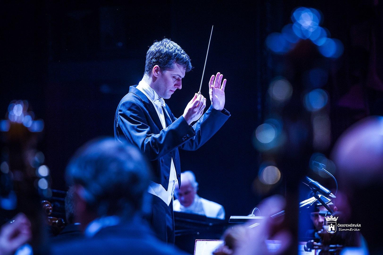 Dubóczky Gergely lehet az Alba Regia Szimfonikus Zenekar fejlődésének kulcsa