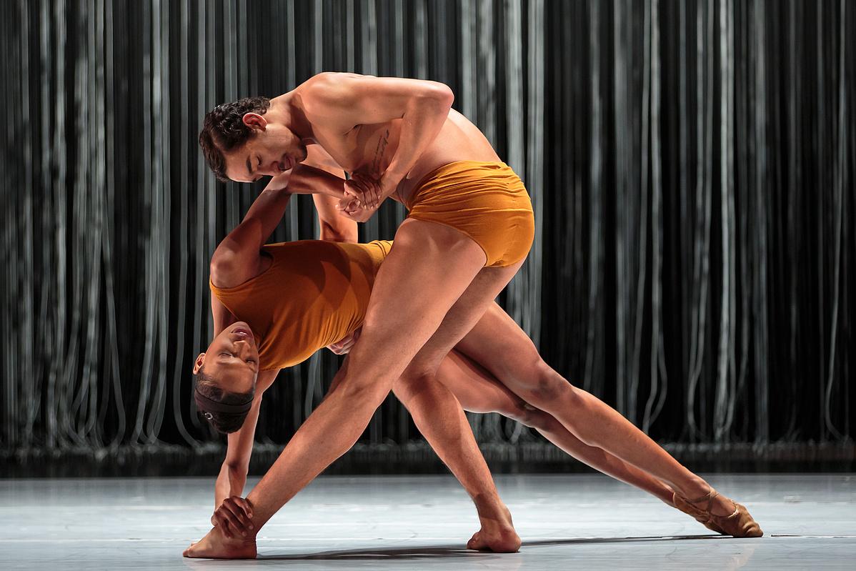 LINES Ballet: SAND