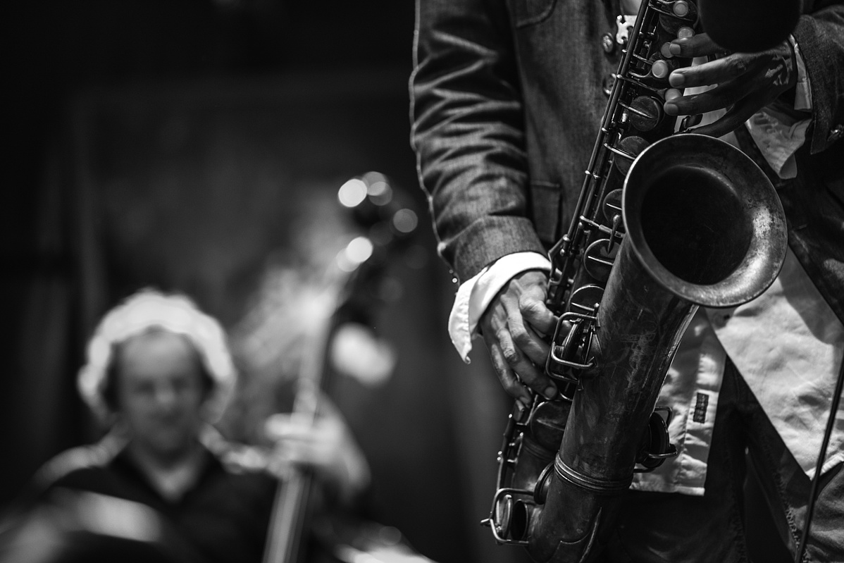 Jazz - képünk illusztráció