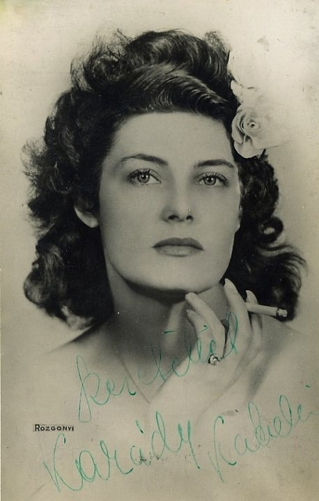 Karády Katalin 1940
