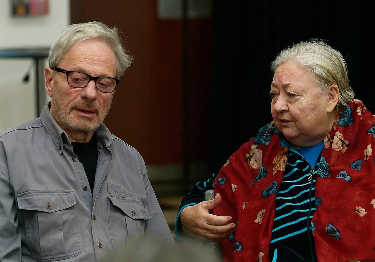Bálint András, Molnár Piroska