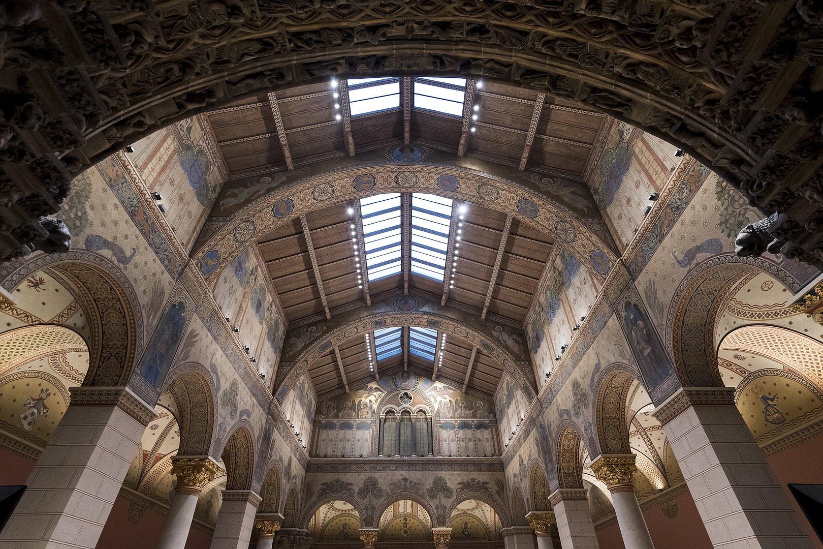 Márciusban két hétre megnyílik a Szépművészeti Román csarnoka