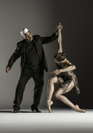 Alonzo King és Lauren Keen
