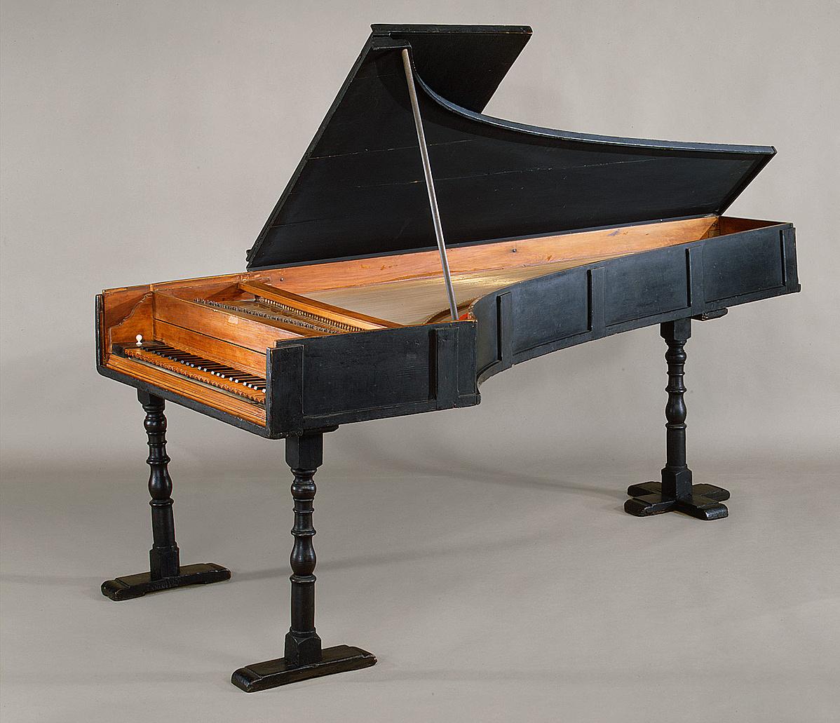 A világ legrégibb fennmaradt zongorája, melyet Bartolomeo Cristofori készített 1720-ben Firenzében.