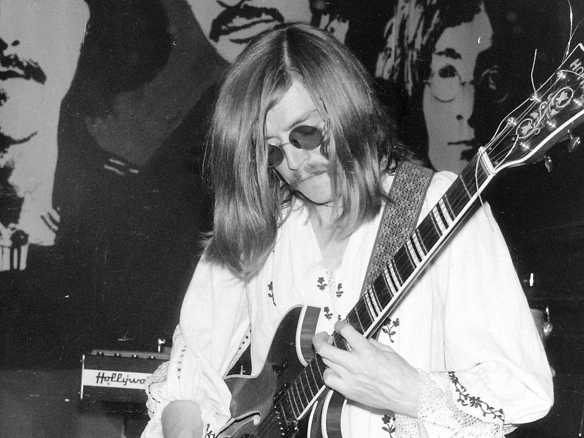 """""""Az István sikeréhez kellett a zenekarosdi..."""" Szörényi Levente az Illés együttes tagjaként (1970). Ebben az időszakban született a """"Te kit választanál"""" c. dal, amely végül a rockoperába is bekerült."""