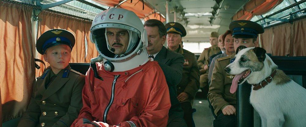 Keresztes Tamás a Lajkó – cigány az űrben c. filmben