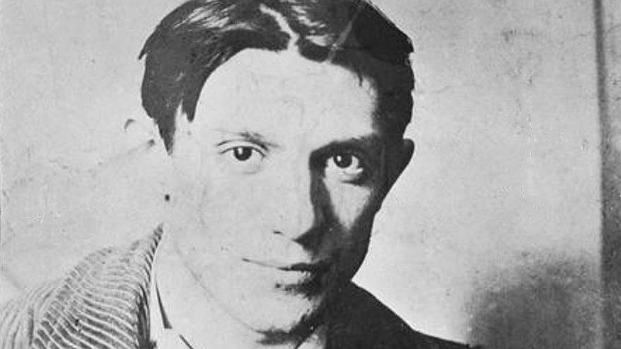 Pablo Picasso (1904, Párizs)