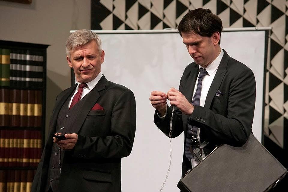 Igenis, miniszterelnök úr! Kultúrbrigád-Átrium Film Színház (fot