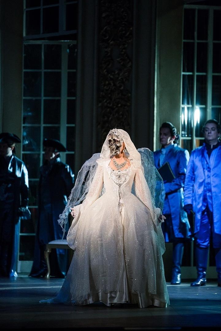 Verdi Az álarcosbál című operája a Magyar Állami Operaházban