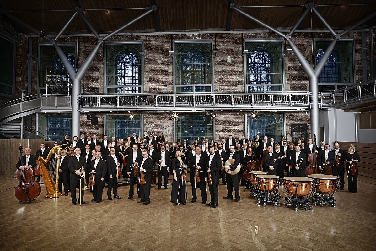 A Londoni Szimfonikus Zenekar