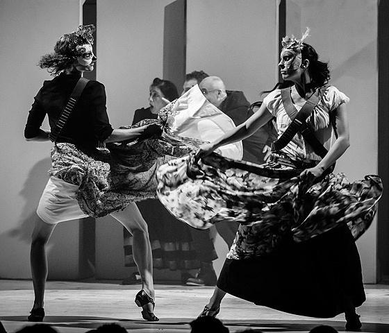 Duda Éva Társulat - Budapesti Operettszínház: FRIDA