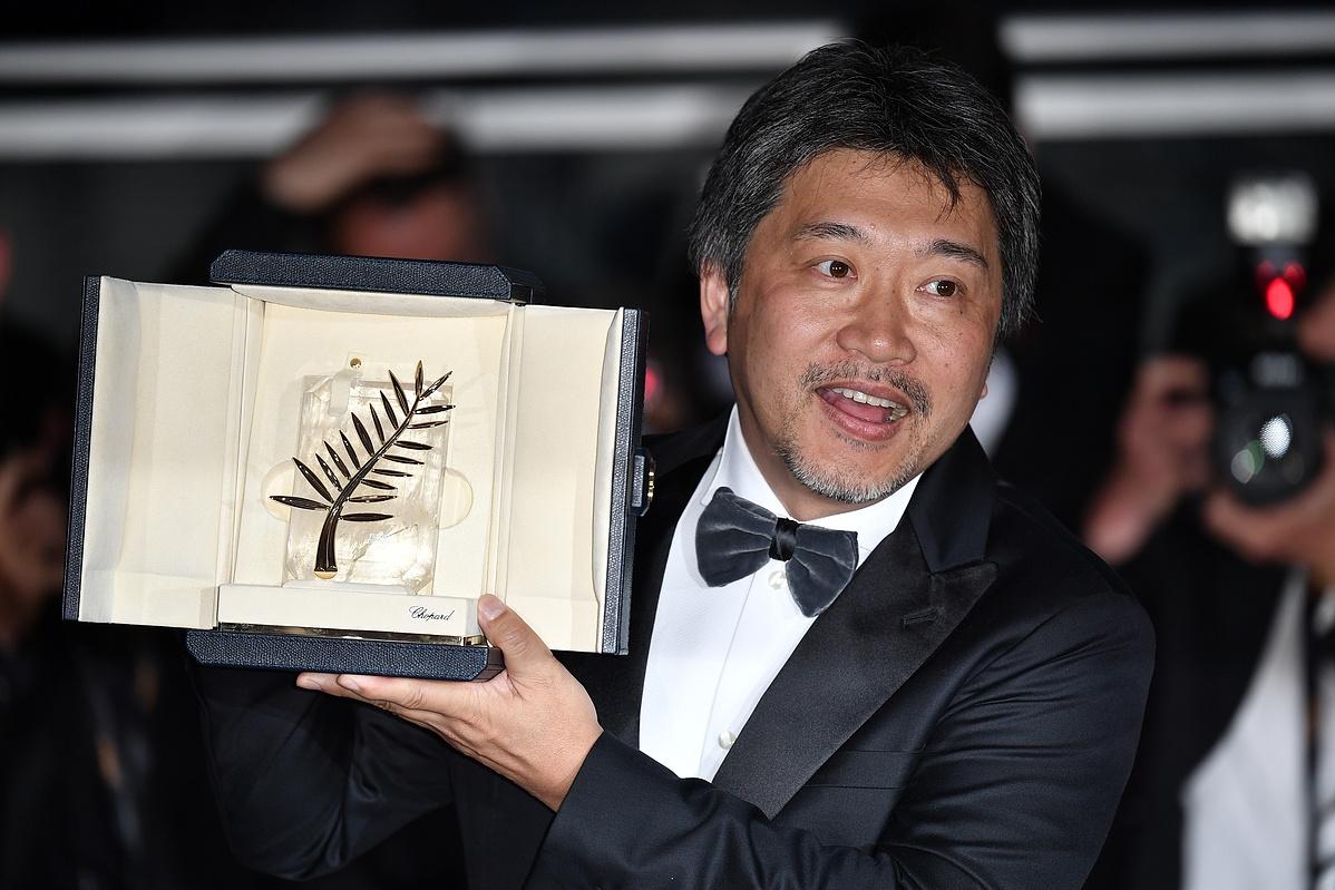 Kore-eda Hirokazu az Arany Pálmával