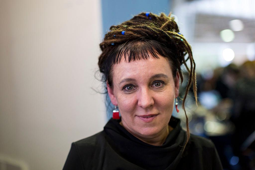 Olga Tokarczuk lengyel írónő