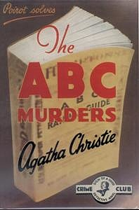 The ABC Murders First Edition Cover 1936