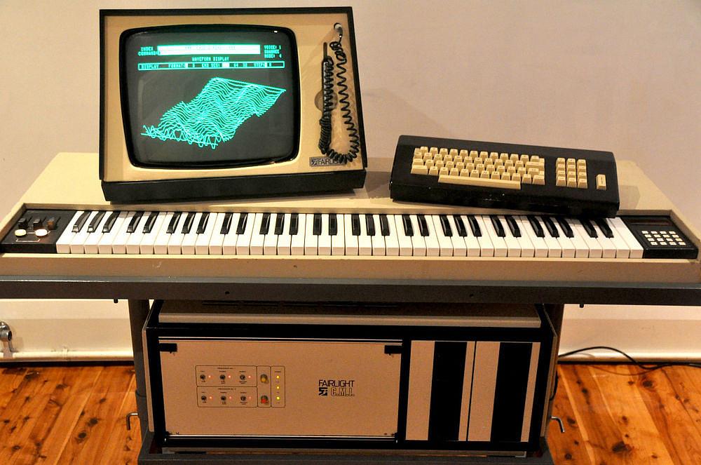 Fairlight CMI Series IIx (1983)
