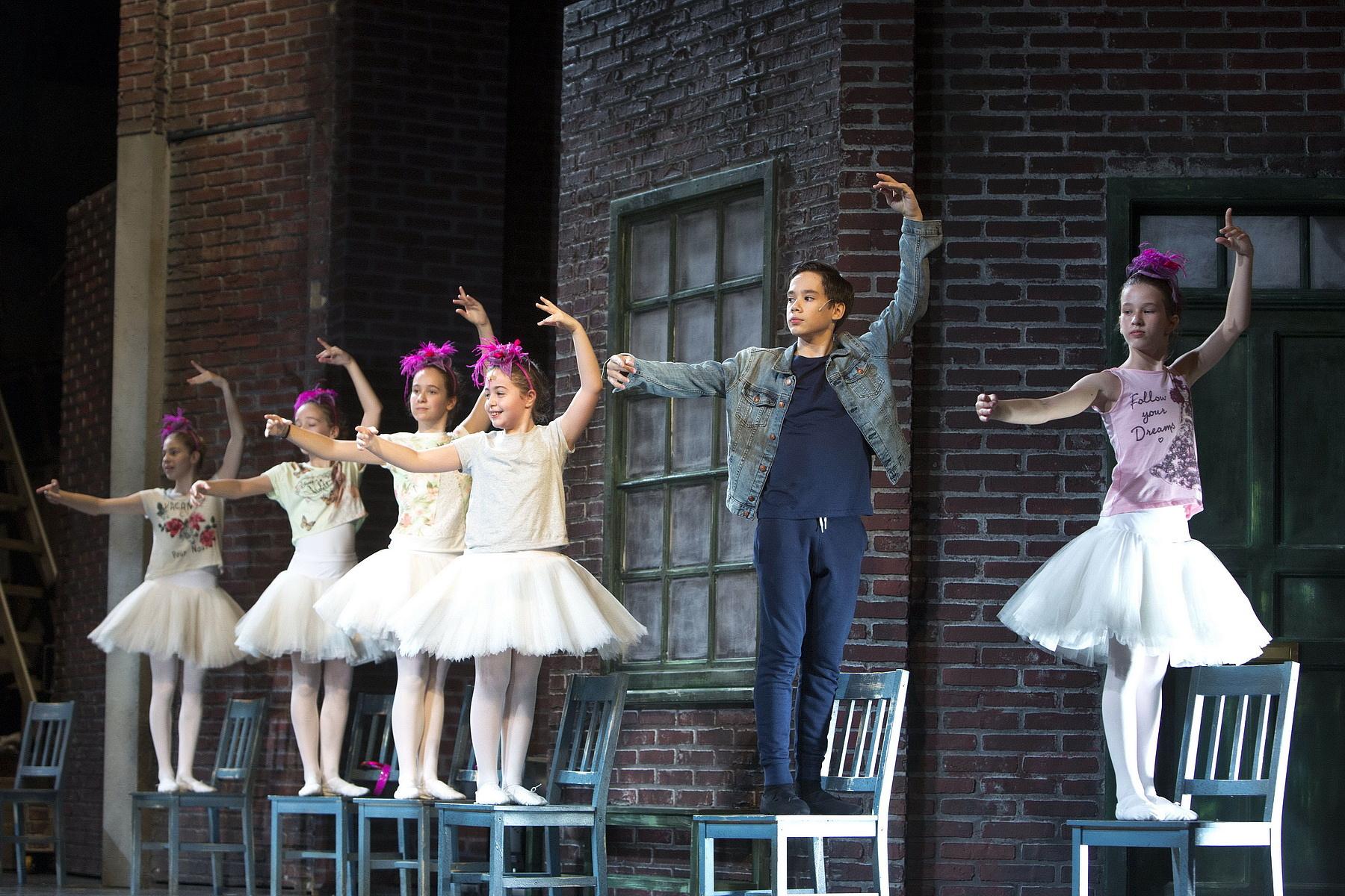 Balett felállítása. Rekordok a balett világából - mamarazzafoto.hu