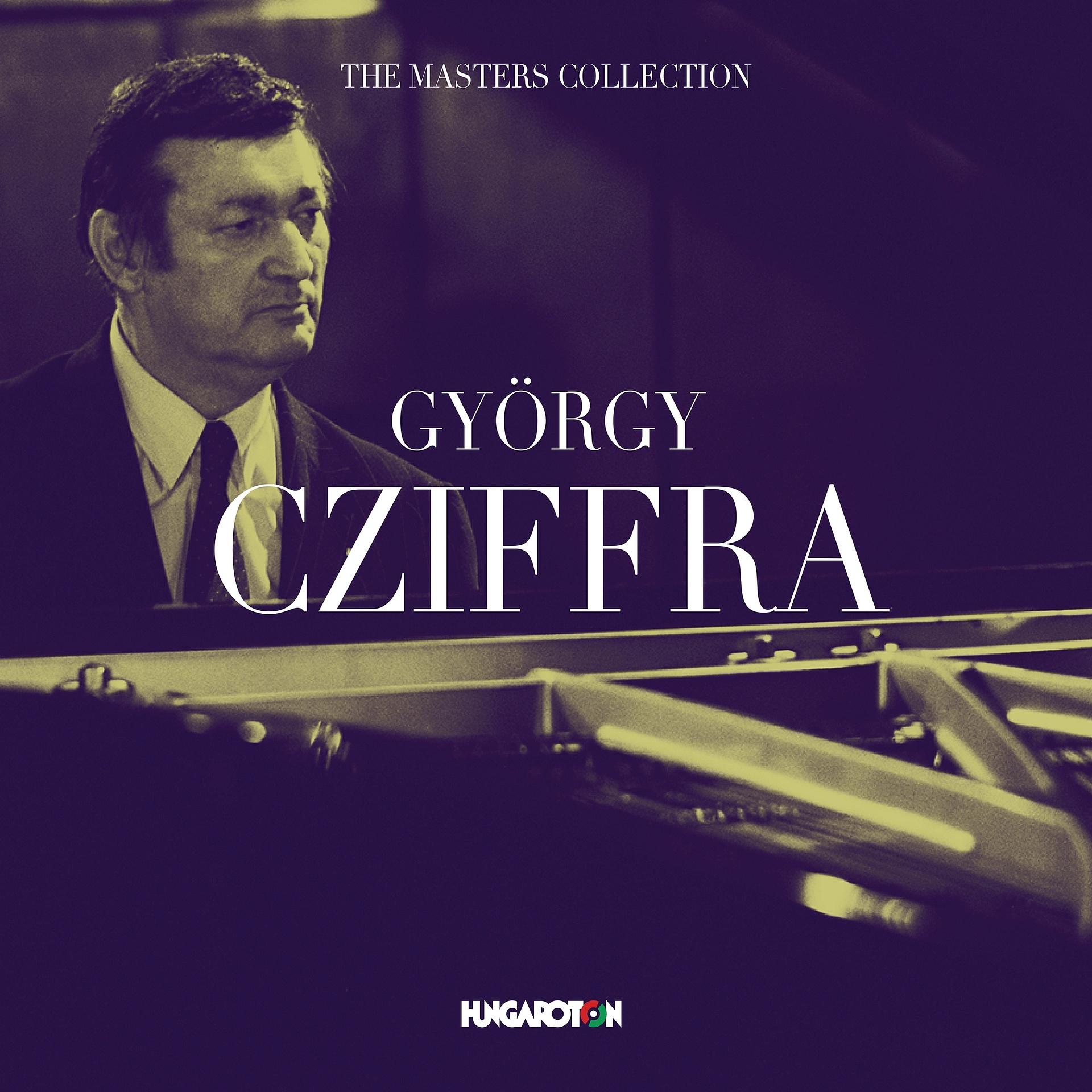 Cziffra György-válogatásalbum jelent meg a Hungarotonnál