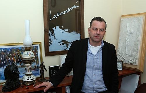 Gizella-díjjal tüntették ki Oberfrank Pált