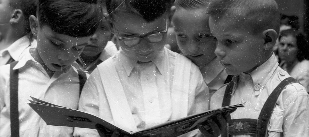 Így olvastak száz éve