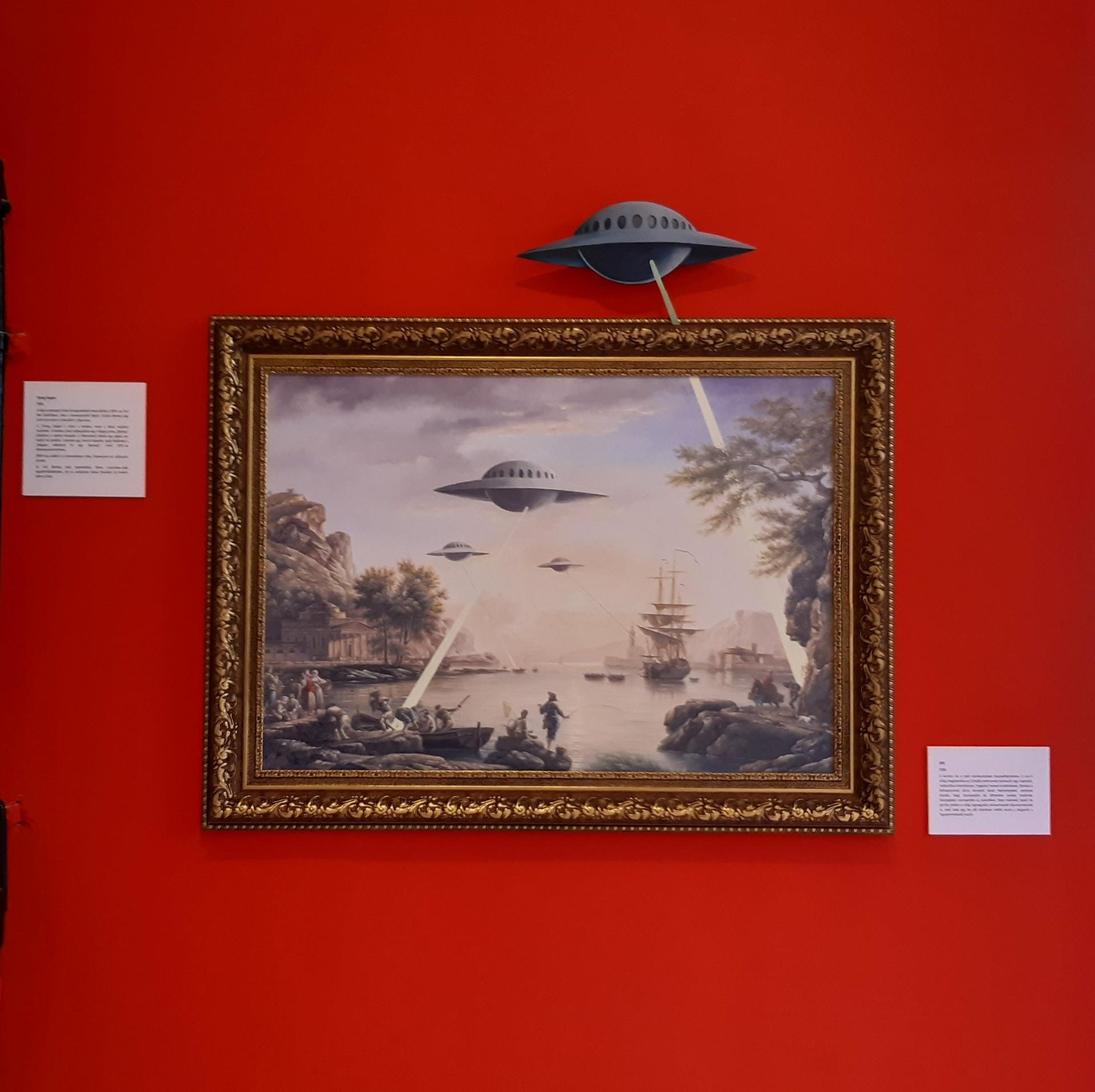 Eredeti művek – hamis kiállítás?