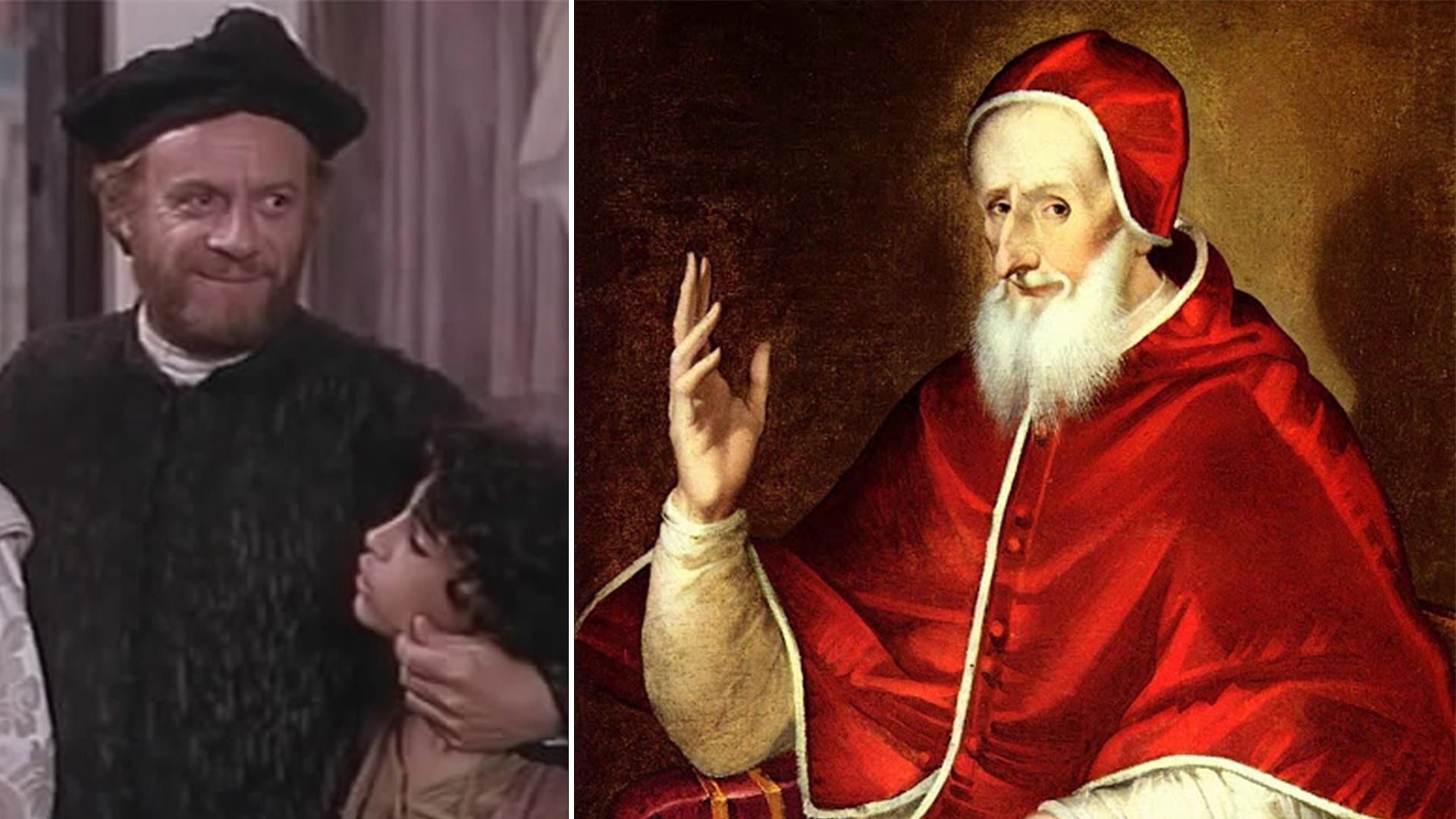 Néri Fülöp, a humoros szent - krónika