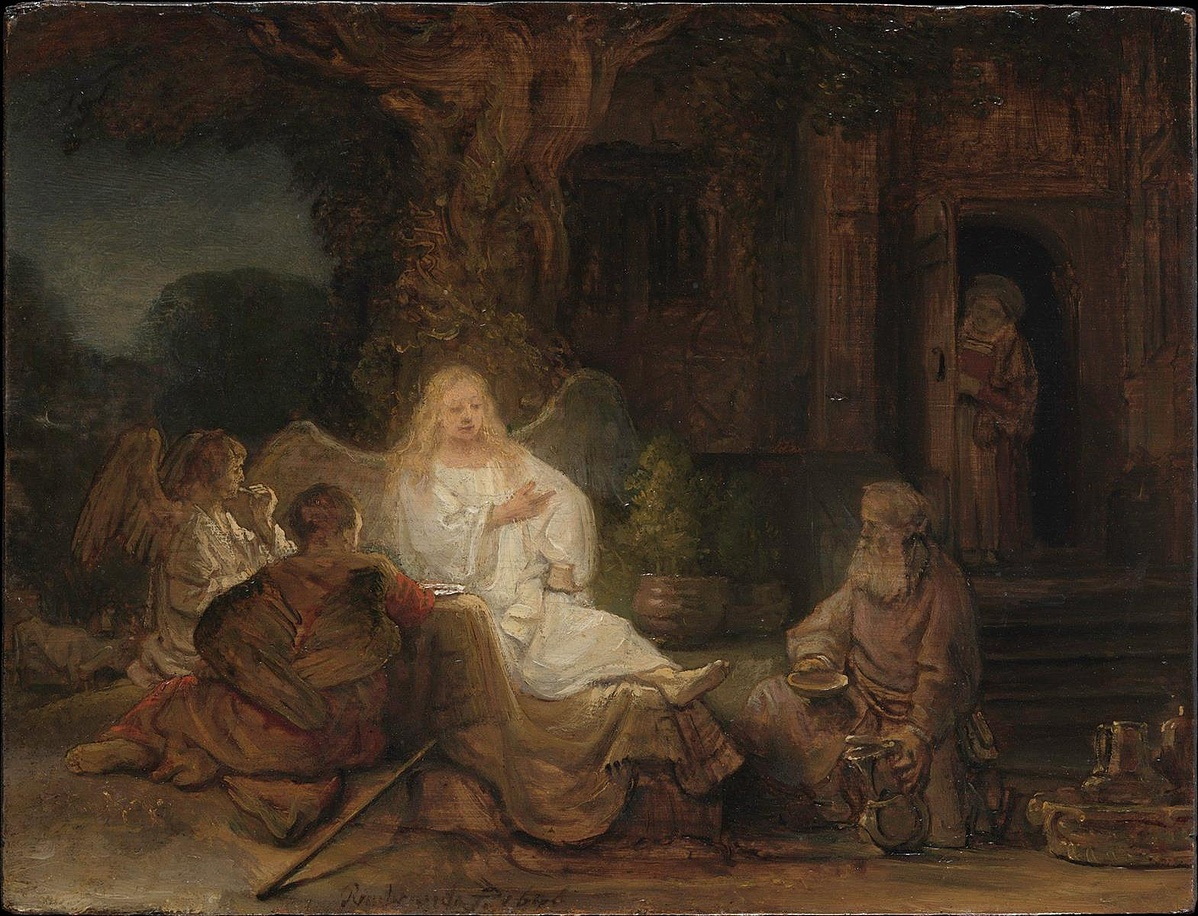 Abraham_serving_the_angels_Rembrandt_van_Rijn_1646_private_collection_USA-103035.jpg